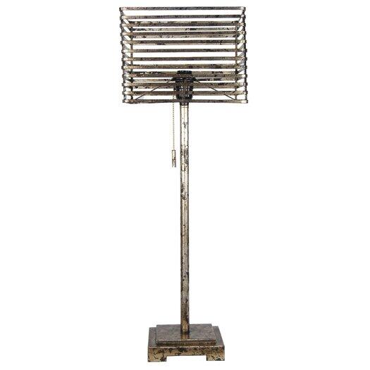 "Fangio Lighting 26.5"" H Table Lamp with Rectangular Shade"