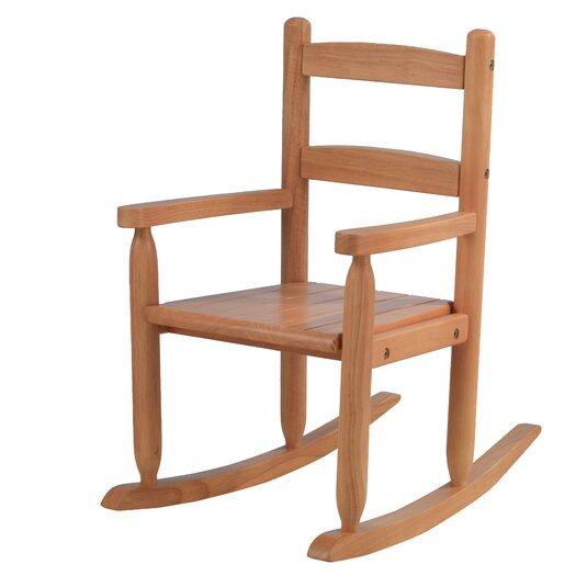 KidKraft 2 Slat Kids Rocking Chair