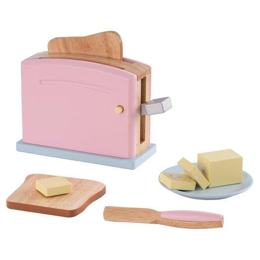 KidKraft 6 Piece Toaster Set