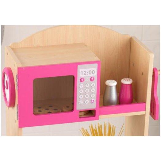 KidKraft Pink Wooden Kitchen