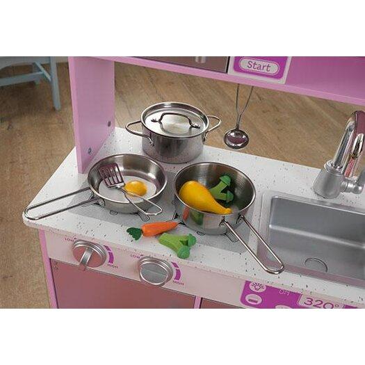 KidKraft Toddler Kitchen with Accessories