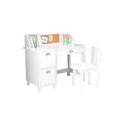 KidKraft Writing Desk in Espresso