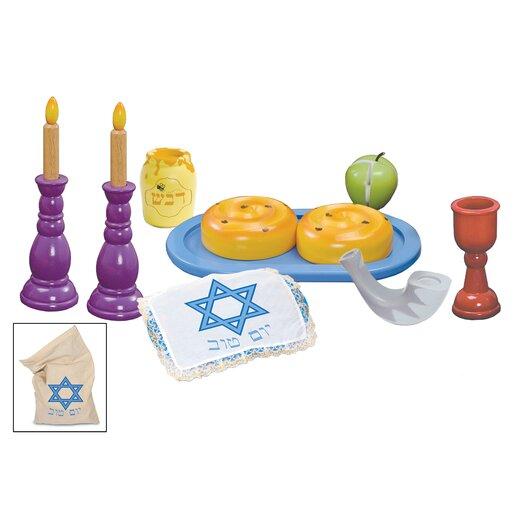 KidKraft 9 Piece Rosh Hashanah Set