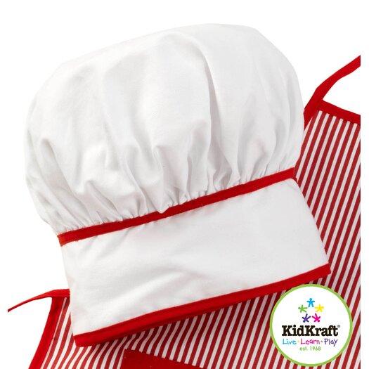 KidKraft 6 Piece Tasty Treats Chef Accessory Set I