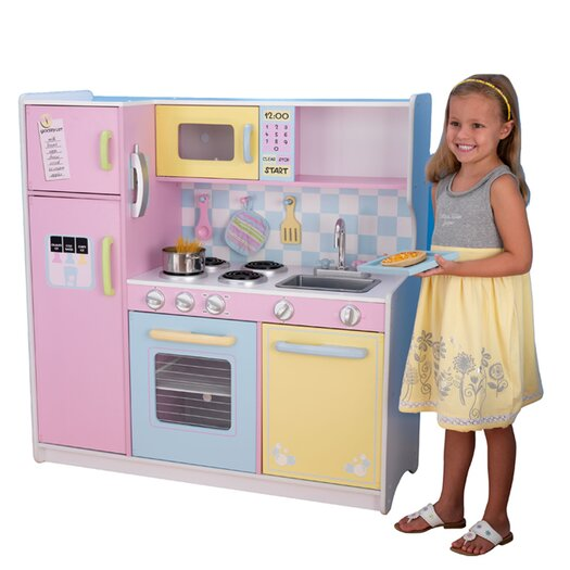 KidKraft Pastel Kitchen