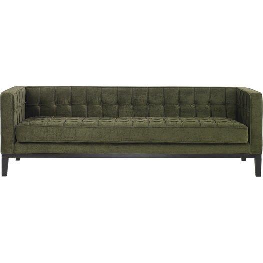 Armen Living Urbanity Roxbury Tufted Sofa