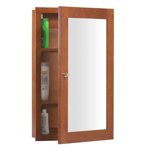 Ronbow neo classic modular 29 h x 18 w cinnamon medicine for Bathroom medicine cabinets 14 x 18
