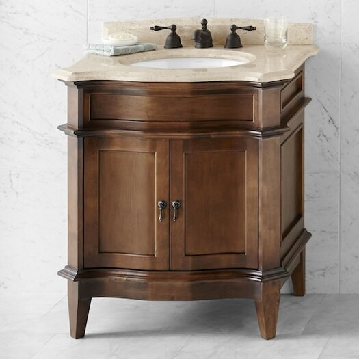"""Ronbow Traditions Solerno 32"""" Single Bathroom Vanity Set"""