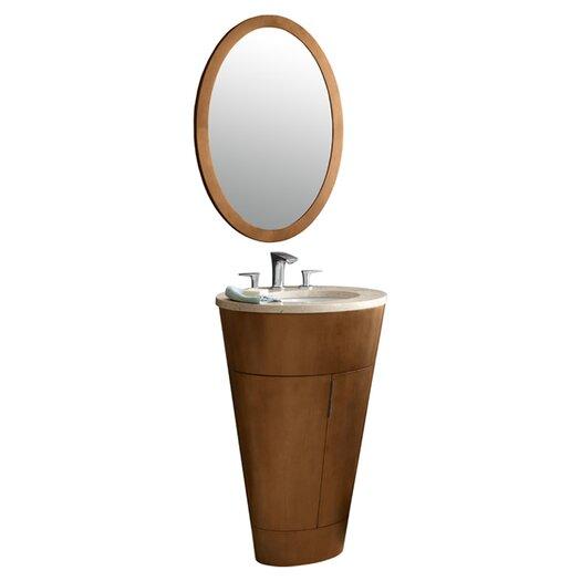 "Ronbow Contempo 24"" Single Bathroom Vanity Set"