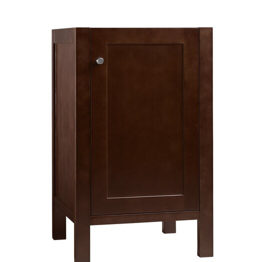 """Ronbow Contempo Cami 18""""  Wood Vanity Base"""