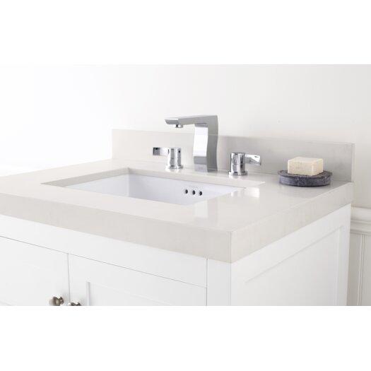 "Ronbow Lassen 31"" Single Bathroom Vanity Set"