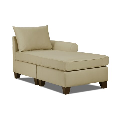 Carolina Accents Belle Meade Left Chaise Lounge
