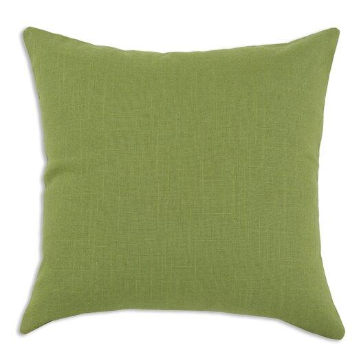 Brite Ideas Living Circa Solid Throw Pillow