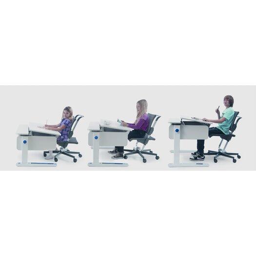 Moll Champion Kids Adjustable Height Left Up Desk