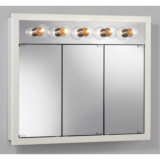 "Jensen 36"" x 30"" Surface Mount Medicine Cabinet"