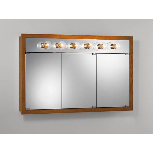 "Jensen 48"" x 30"" Surface Mount Medicine Cabinet"