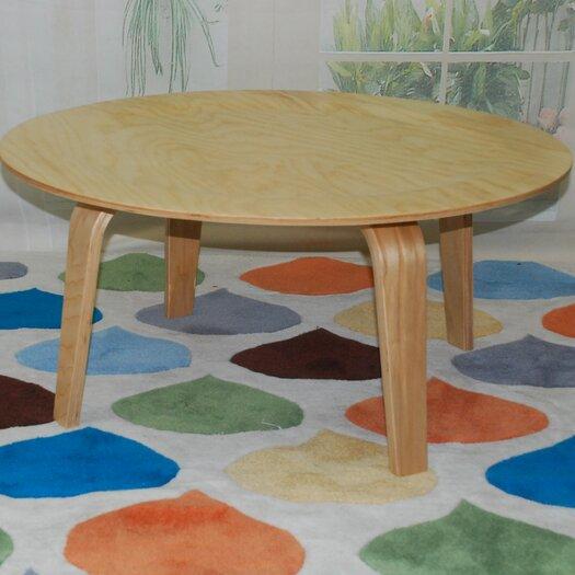 Luna Coffee Table: Mod Made Luna Coffee Table
