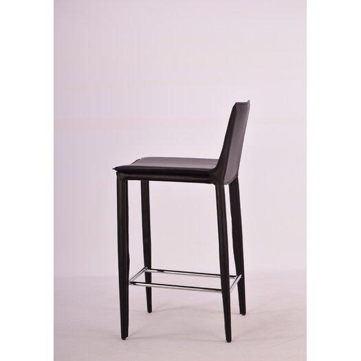 "Kitchen Bar Stools Usa: Modern Chairs USA Vesta 24"" Bar Stool"