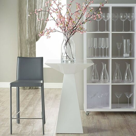 "Eurostyle Hasina 26"" Bar Stool with Cushion"