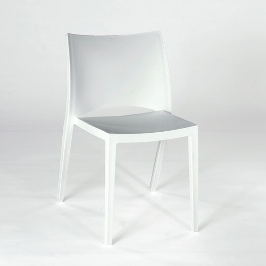 Eurostyle Libby Armless Stacking Chair