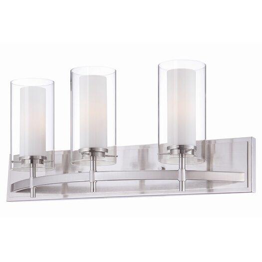 Philips Hula 3 Light Bath Vanity Light