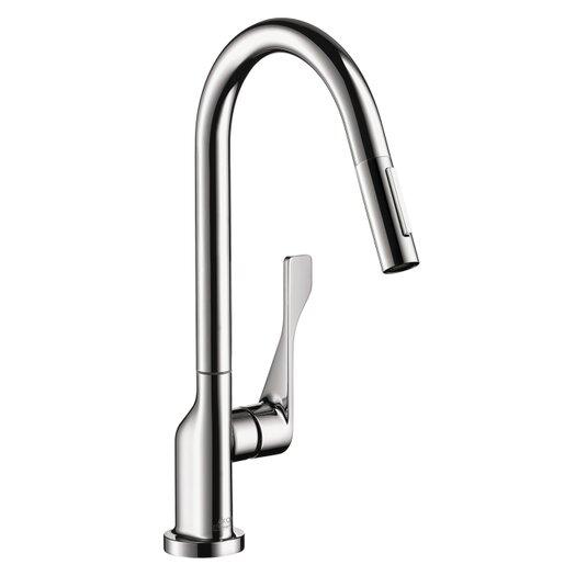 Axor Axor Citterio One Handle Deck Mounted Kitchen Faucet