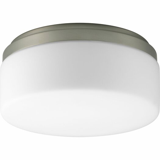 Progress Lighting Mair 1 Light Close-To-Ceiling Flush Mount