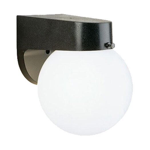 Thomas Lighting Plastic Outdoor 1 Light Sconce