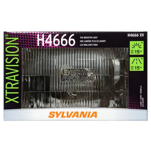 Sylvania 12.8-Volt Halogen Light Bulb