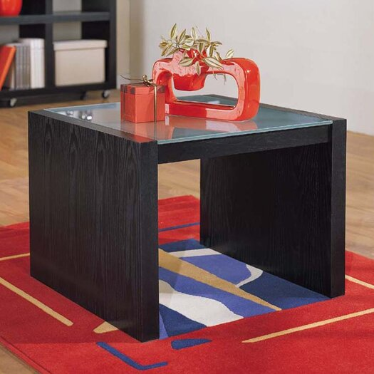 OIA Dusk Coffee Table with Glass Top