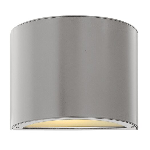 Hinkley Lighting Luna 1 Light Flush Mount