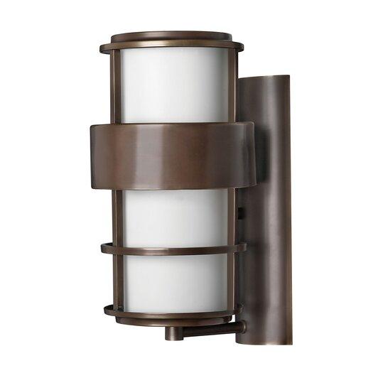 Hinkley Lighting Saturn 1 Light Wall Lantern