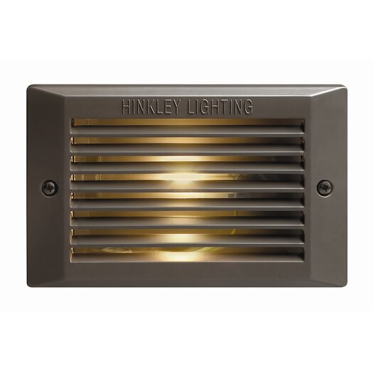 Hinkley Lighting Outdoor Compact Flourescent Deck/Step Light