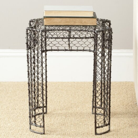 Safavieh Smith Wired Weaved Stool