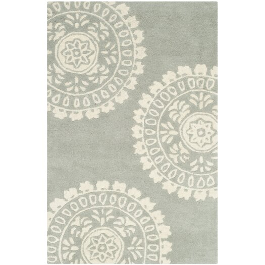 Safavieh Bella Grey/Ivory Area Rug