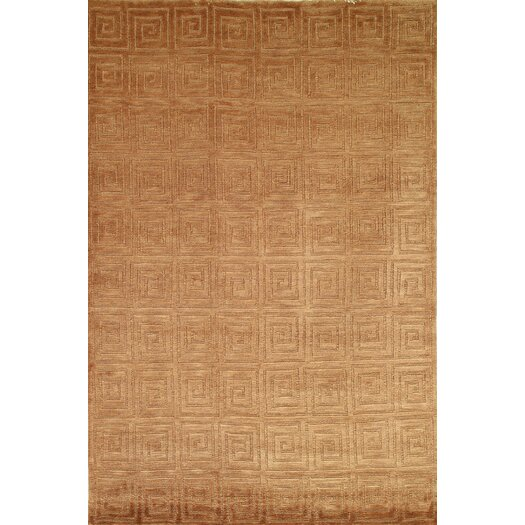 Safavieh Tibetan Greek Key Camel Area Rug