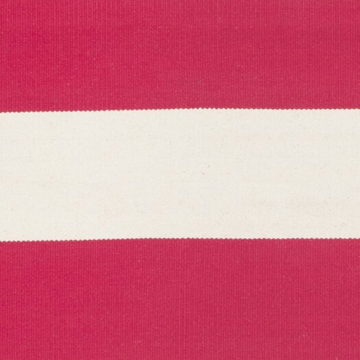 Safavieh montauk red white striped contemporary area rug for Red and white striped area rug