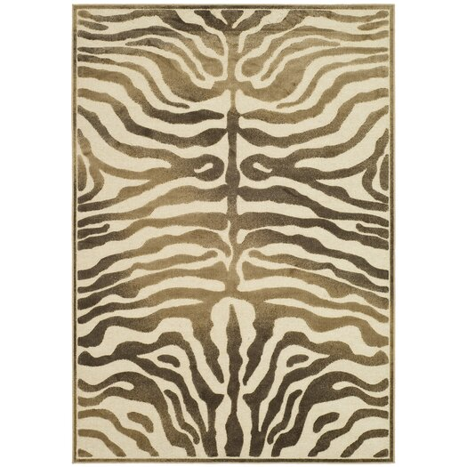 Safavieh Paradise Zebra Brown Area Rug