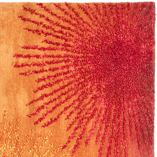 Safavieh Soho Rust & Orange Area Rug