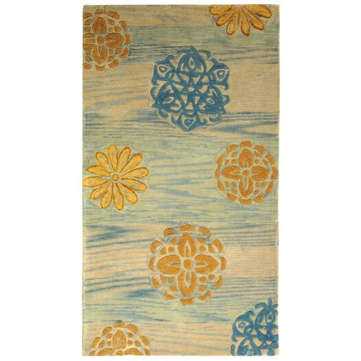 Safavieh Rodeo Drive Blue Area Rug