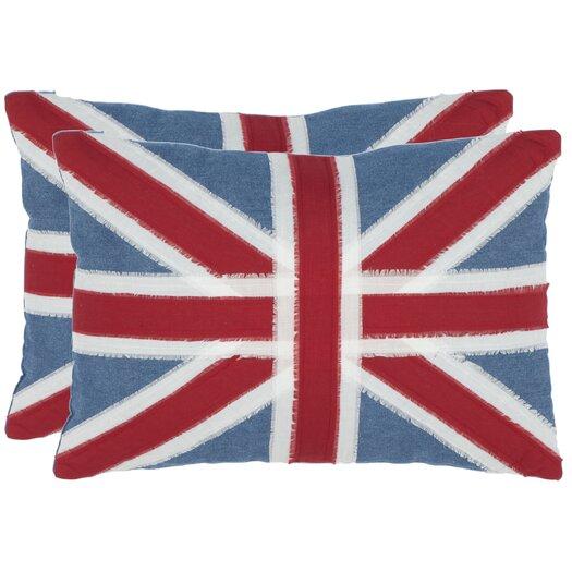 Safavieh Judah Cotton Lumbar Pillow