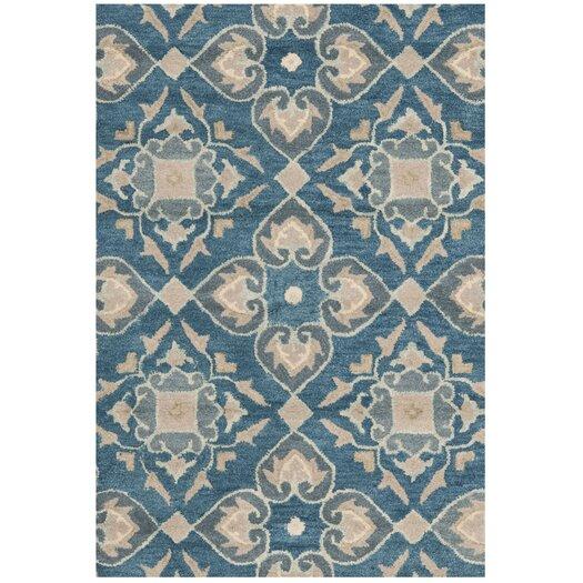 Safavieh Wyndham Blue / Grey Area Rug