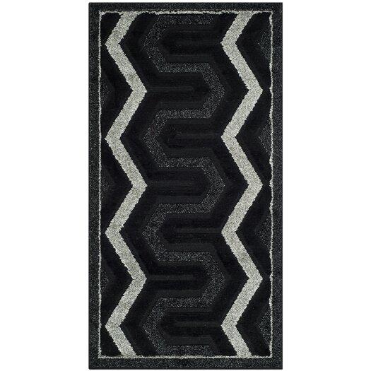 Safavieh York Black Area Rug
