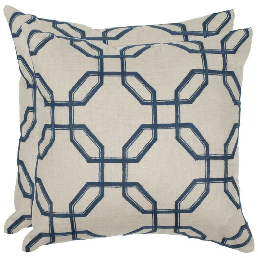 Safavieh Hayden Linen Throw Pillow