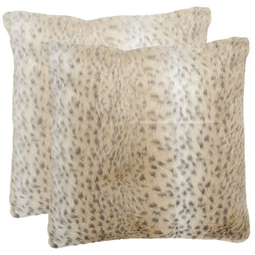 Safavieh Snow Throw Pillow