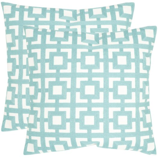 Safavieh Emily Cotton Throw Pillow