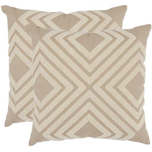 Safavieh Stella Cotton Throw Pillow