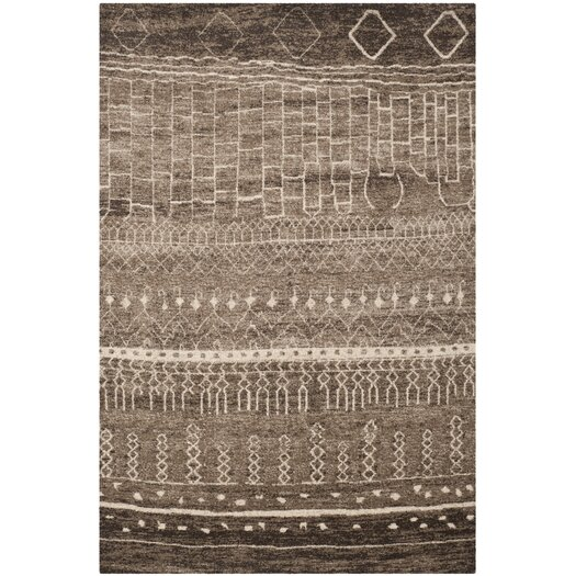 Safavieh Tunisia Brown Area Rug
