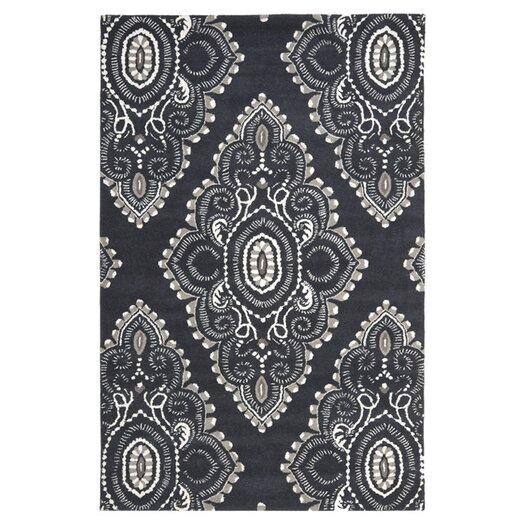 Safavieh Wyndham Black/Gray Rug