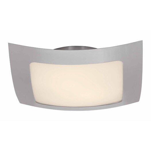 Access Lighting Argon Semi Flush Mount